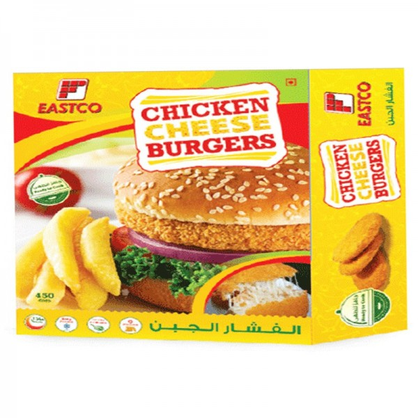 Eastco Chicken Cheese Burger