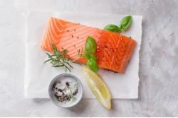 Skin-Less Steak Portion (  1 pcs ) - Per 250 gm