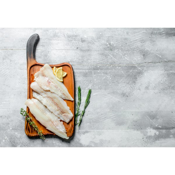 White Fish Fillet Frozen