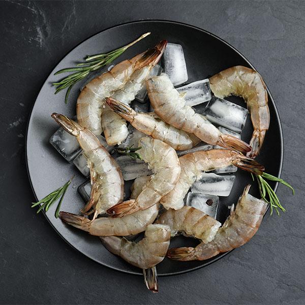 Fresh shrimps / Vannamei 30-40 Count