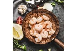 Eastco Shrimps Peeled & Deveined Large Size - 1Kg Pack