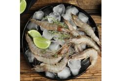 Shrimps Vannamei Medium Whole  - 1Kg Pack
