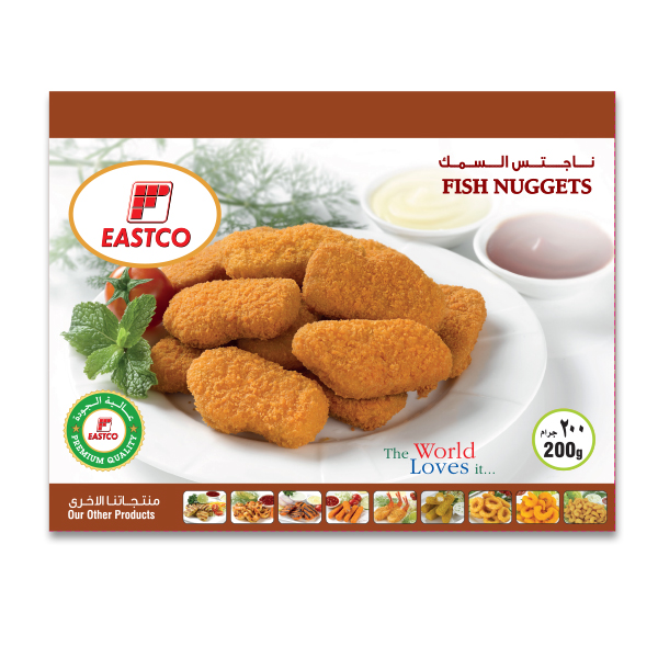 Eastco Fish Nuggets