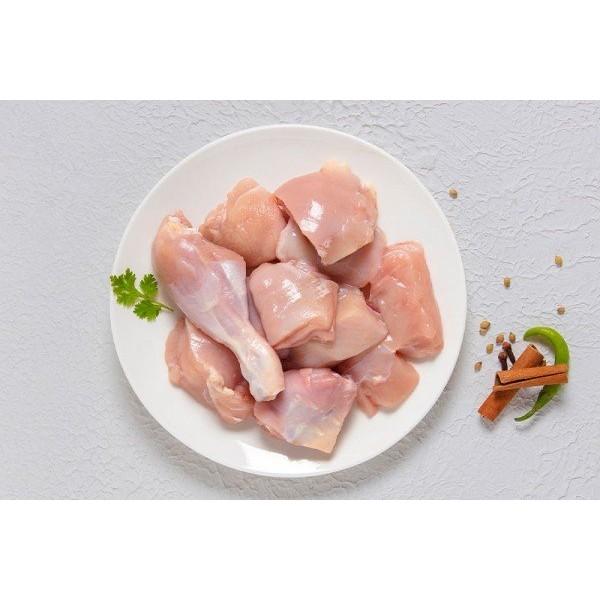 Fresh Premium Chicken Curry Cut Skin-Less