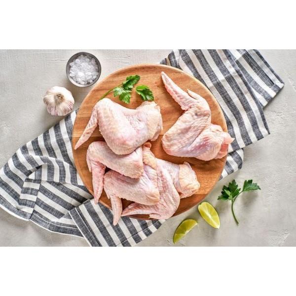 Fresh Premium Chicken Skin-On Wings
