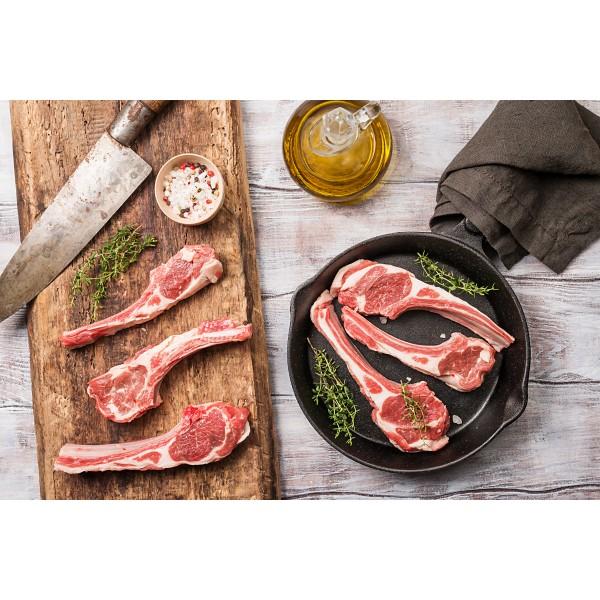 Fresh Premium Indian Mutton Chops