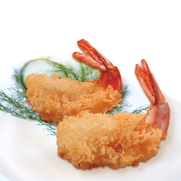 Eastco Breaded Butterfly shrimps
