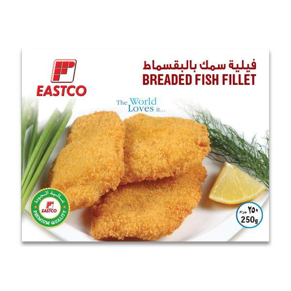 Eastco Breaded Fish Fillet