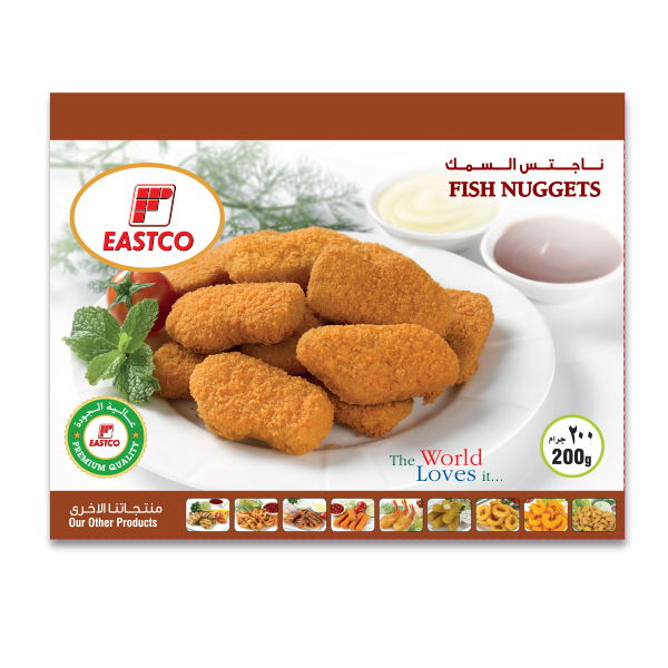 Eastco Fish Nuggets