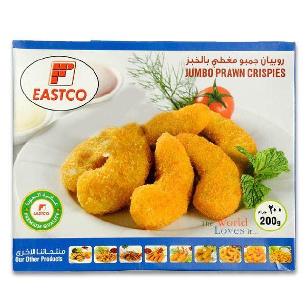 Eastco Jumbo Shrimps Crispies
