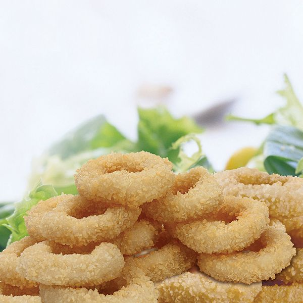 Eastco Breaded Squid Rings