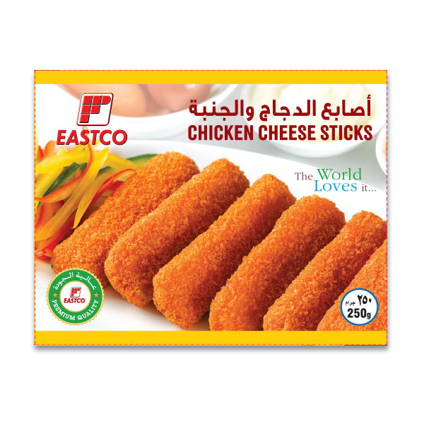 Eastco Cheesy Chicken Sticks