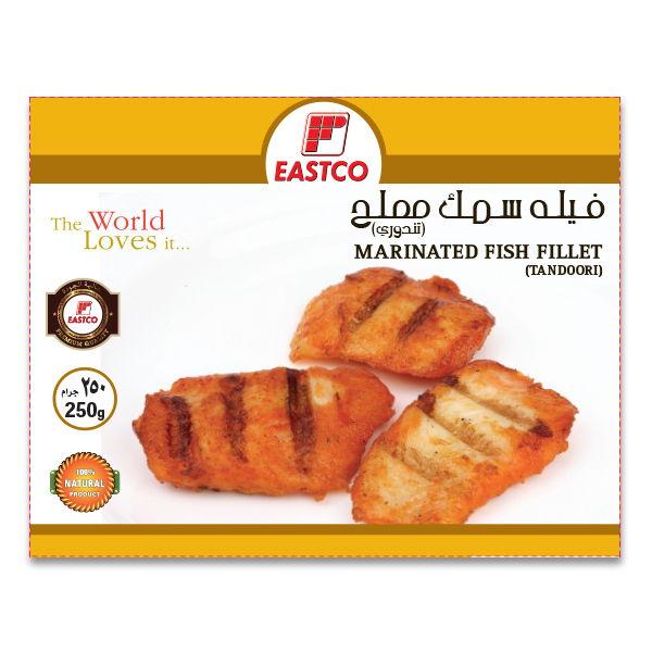 Eastco Marinated Fish Fillet Tandoori