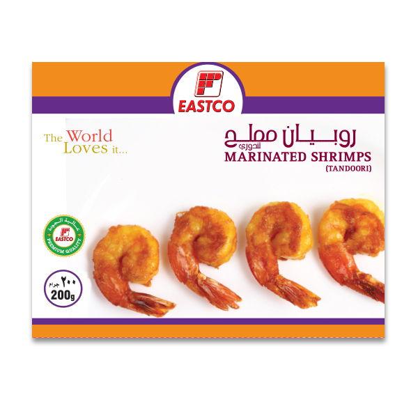 Eastco Marinated Shrimps Tandoori