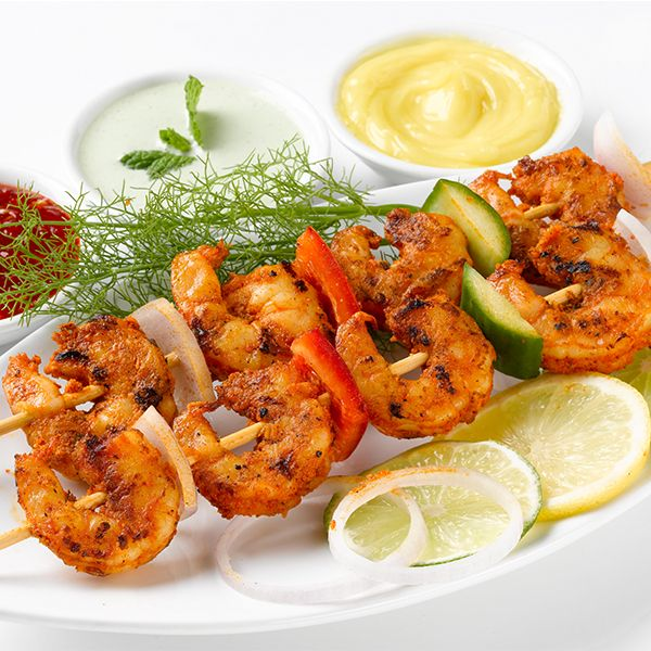 Eastco Marinated Shrimps Tandoori