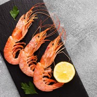 Sea Catch Shrimps Peeled & Deveined Frozen