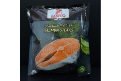 Eastco Salmon Steaks - 500Gms Pack