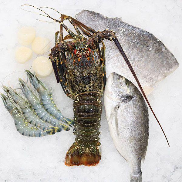 Seafood Grill Box