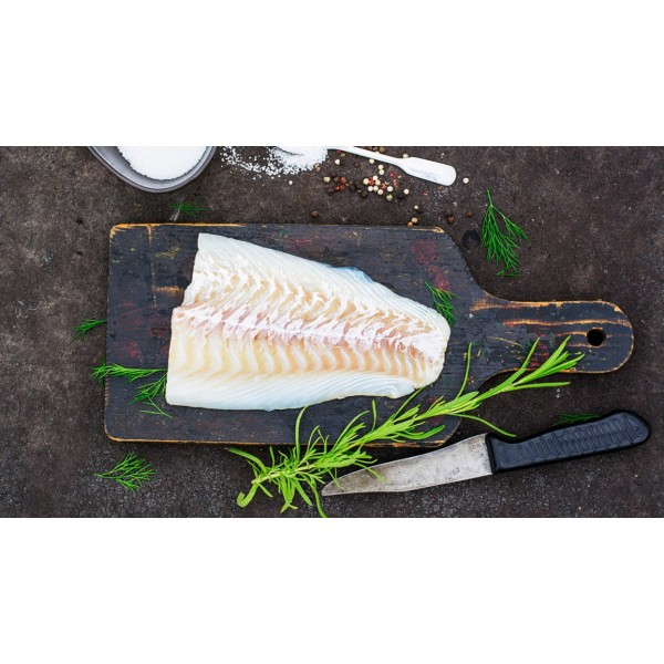 Russian Cod Fish Fillet Frozen